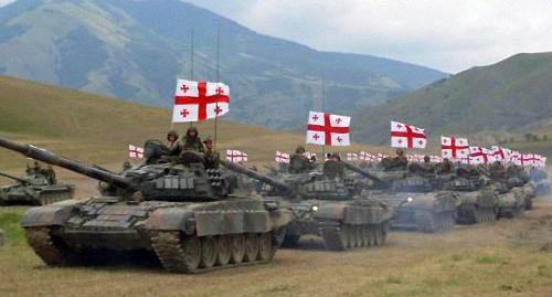 Кавказский Узел | Пятидневная война (8-12 августа 2008 года)