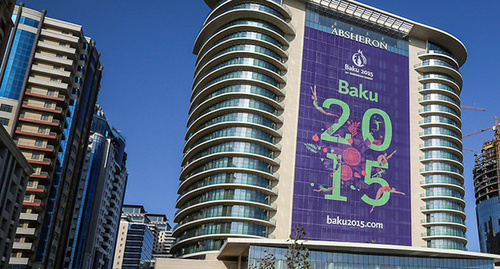 Картинки по запросу Баку Во Время Евроигр