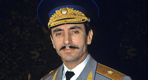 Кавказский Узел | Дудаев Джохар Мусаевич