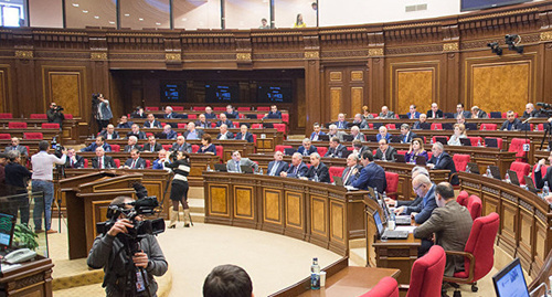 Кавказский Узел   Парламент Армении принял проект декриминализации ...