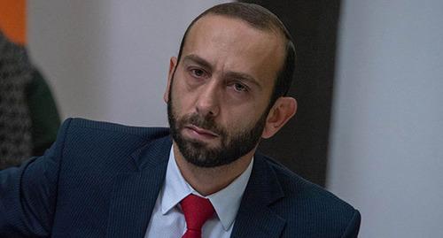 Кавказский Узел | Арарат Мирзоян избран спикером парламента Армении