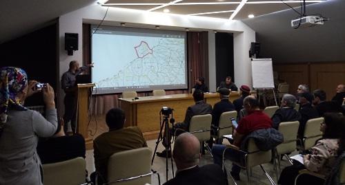 Bildergebnis für Дагестанские активисты рассказали об информационном вакууме вокруг демаркации границы