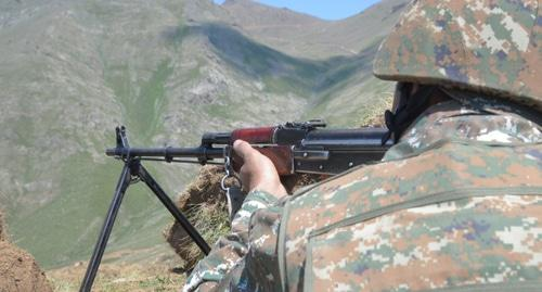 Кавказский Узел   Военные вступили в перестрелку на границе ...