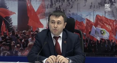 Кавказский Узел | Лидер КПРФ в Карачаево-Черкесии назвал свое задержание  политическим преследованием