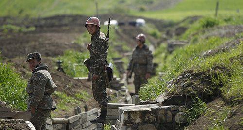 Image result for обстреляны населенные пункты и позиции Тавушской области