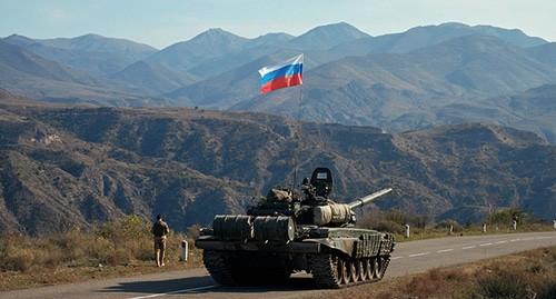 Кавказский Узел | Ввод российских миротворцев в Карабах обозначил угрозу  для Грузии
