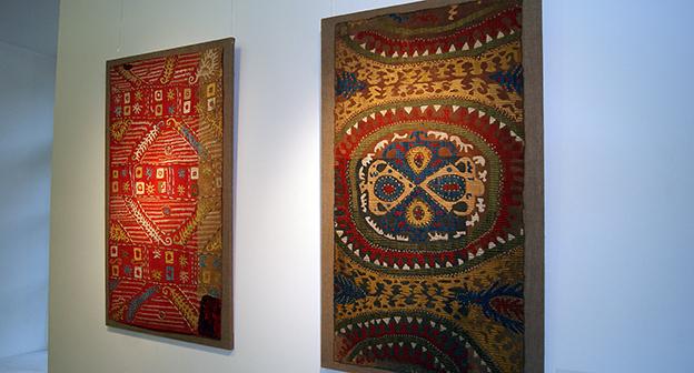 Традиционная вышивка дагестана 75